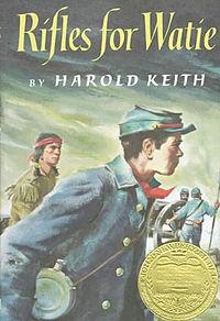 200px-HaroldKeith_RiflesForWatie